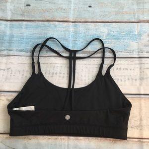 Queenie Ke Intimates & Sleepwear - XL Sport Bra Black yoga Race Back